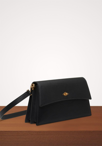 the-conservatory-nyc - ROMA, SMOOTH CALFSKIN, BLACK - METIÉR LONDON - WOMENS