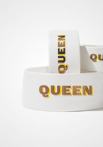 Queen Dog Bowl, Medium