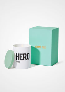 Hero In Niani Candle