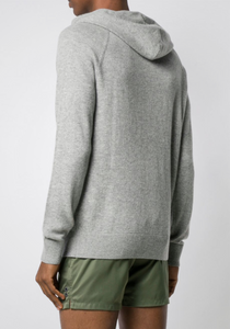 the-conservatory-nyc - CASHMERE HOODIE SWEATSHIRT - RON DORFF - MENS