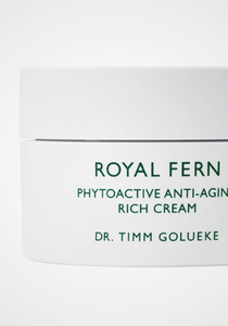 the-conservatory-nyc - PHYTOACTIVE ANTI-AGING RICH CREAM, 1.7 OZ - ROYAL FERN - WELL BEING
