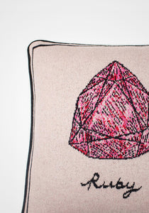 Fee Greening Ruby Pillow