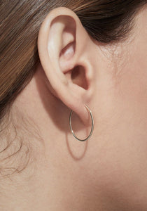 Form 20, Yellow Gold Earring