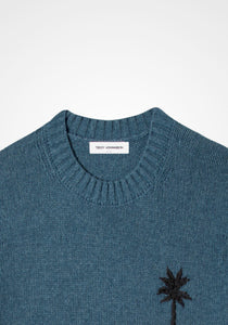 Palm Crewneck Sweater