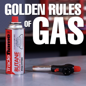 THE GOLDEN RULES OF GAS