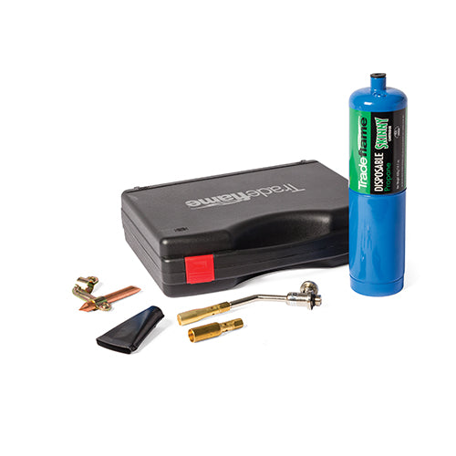 Handyman Kit with Disposable Propane Cartridge