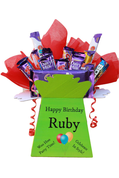Chocolate Cadbury Bouquet Gift