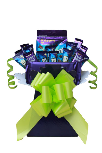 Cadbury Boost Bars Bouquet Hamper