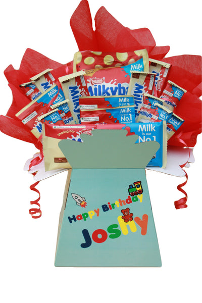 Chocolate Gift For Boys