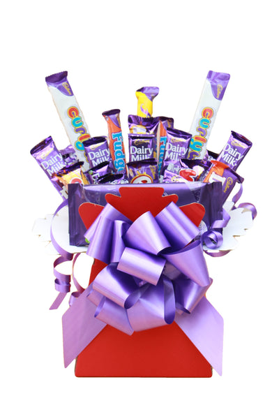 Cadbury Chocolate Bars Hamper Gift