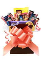 Caramel Chocolate Bouquet Hamper Gift Sweets