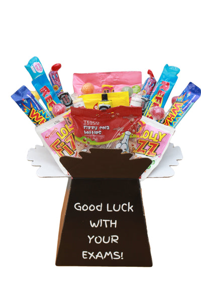 Retro Sweets - Good Luck With Exams Sweet Treat