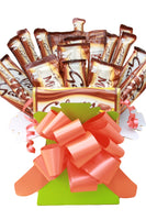 Galaxy Chocolate Bars Hamper Gift Bouquet