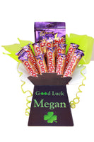 Cadbury Crunchie Personalised Chocolate Bouquet Hamper