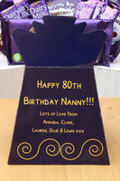 Personalised Sweet Hamper