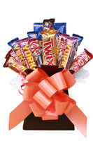 Sweets For Dad, Man's Chocolate Hamper Gift, Dad's Sweets