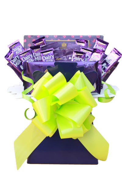 Dairy Milk Tray Chocolates Gift Hamper
