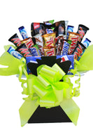 Chocolate Bars Bouquet Hamper Gift