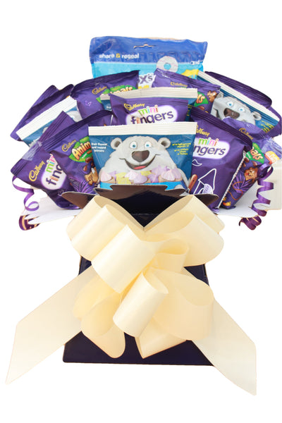 Party Biscuits Chocolate Bouquet - Sweet Biscuit Hamper Gift