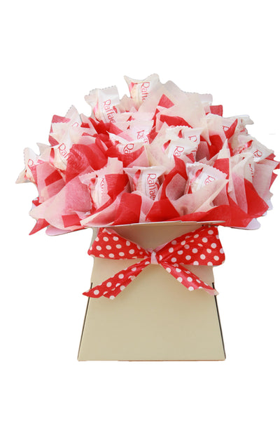 Raffaello Chocolates Truffle Bouquet - Sweet Hamper Gift