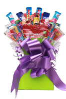 Retro Sweets Bouquet Hamper Gift