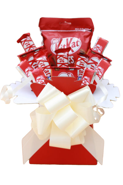 KitKat Personalised Chocolate Bouquet Gift Hamper