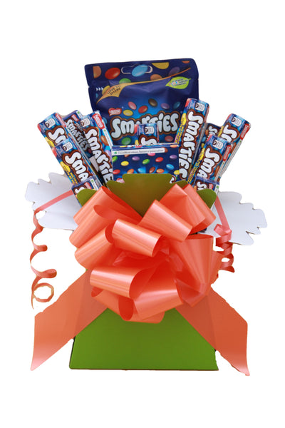 Smarties Chocolate Hamper Gift Bouquet