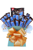 Snickers Chocolate Bar Bouquet Hamper Gift