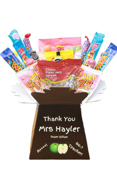 Retro Sweets Gift For Teachers