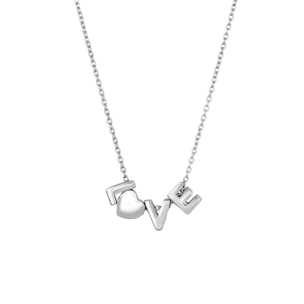 L-O-V-E Necklace