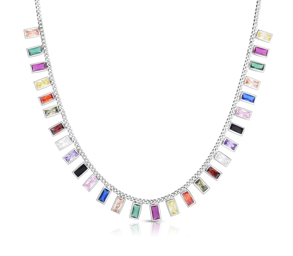 Rainbow Station Choker