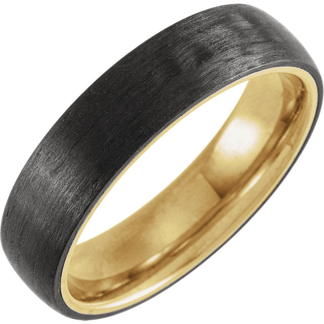 Black and Gold Band