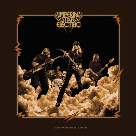 Imperial State Electric - Anywhere Loud - Orange vinyl - SPD excl
