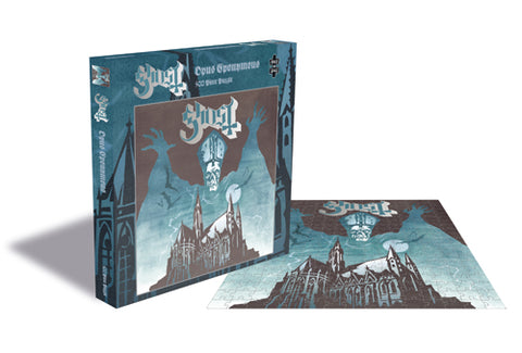 Ghost - Opus Eponymous -  (500 PIECE OFFICIAL JIGSAW PUZZLE)