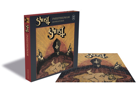 Ghost - Infestissumam -  (500 PIECE OFFICIAL JIGSAW PUZZLE)