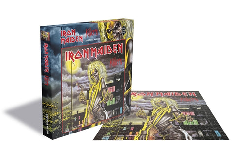 Iron Maiden - Killers - (500 PIECE OFFICIAL JIGSAW PUZZLE)