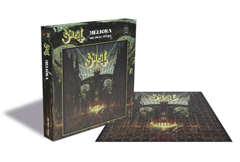Ghost - Meliora  -  (500 PIECE OFFICIAL JIGSAW PUZZLE)