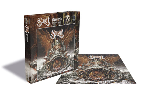 Ghost - Prequelle  -  (500 PIECE OFFICIAL JIGSAW PUZZLE)