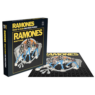 RAMONES - ROAD TO RUIN (500 PIECE JIGSAW PUZZLE)
