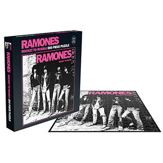 RAMONES - ROCKET TO RUSSIA (500 PIECE JIGSAW PUZZLE)