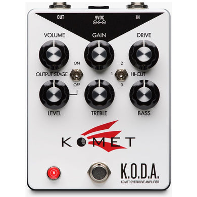 K.O.D.A (komet overdrive amplifier)