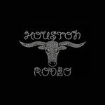 Houston Rodeo Bull (6.5x9.25) Rhinestone Bling Shirt - Bling By Bates