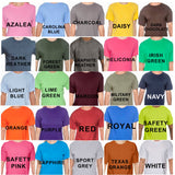 Golf Rhinestone Bling T-Shirt  Customize with golfer or team name - Bling By Bates