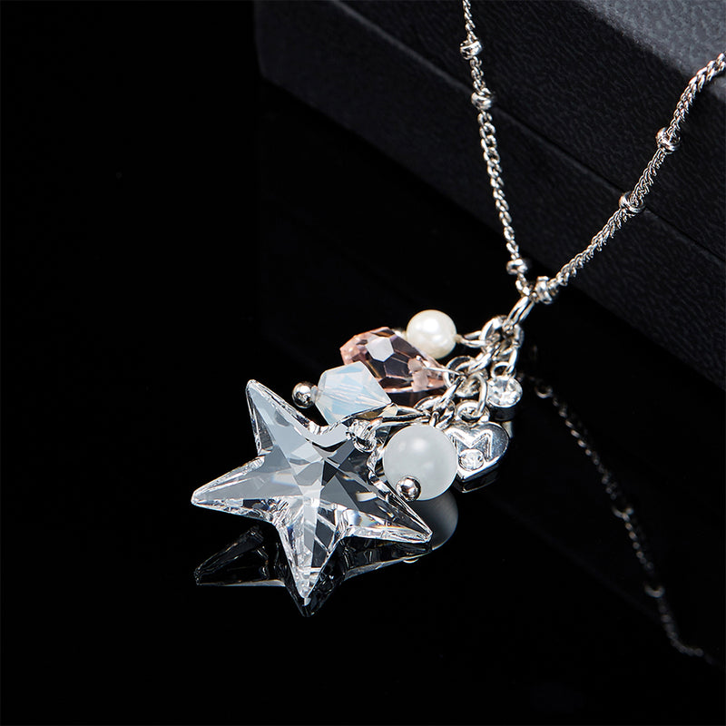Stars Know My Heart Necklace