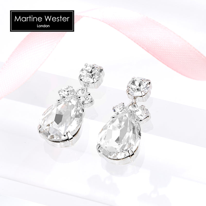 Alice Love Swarovski Earrings