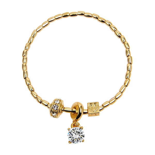 Lady Crystal Adjustable Bracelet