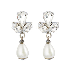 Elegant Freshpearl Earrings