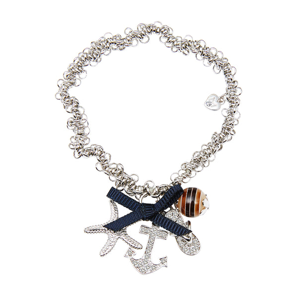 Starfish Summer Beach Bracelet