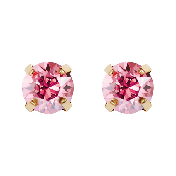 Swarovski Minimalist Stud Earrings