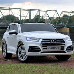 Audi Q5 - Two Seater - Digital Manual, Assembly, Troubleshooting Videos and Demo